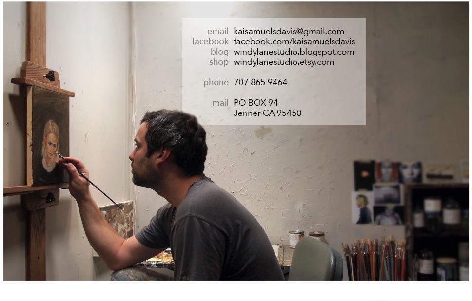 Kai Samuels-Davis Studio, Jenner CA