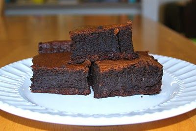 Beany Brownies All 3 phases of the South Beach Diet! I have heard of these but this is the first time I have seen the recipe. Seems like a lot of work though. I may stick with my one square of dark choc. per day. #southbeachdietphase1