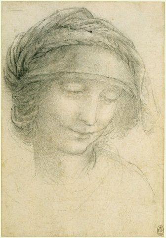 Francesco Melzi Self Portrait
