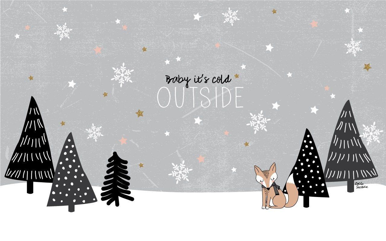 freebies des fonds d 39 cran fox tree pour passer l 39 hiver art photography inspi. Black Bedroom Furniture Sets. Home Design Ideas