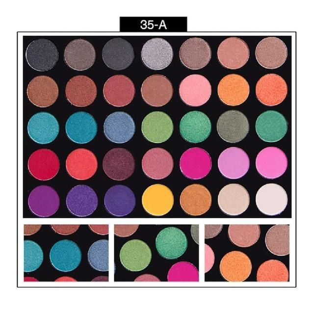 35 Colors Eye-shadow Palette