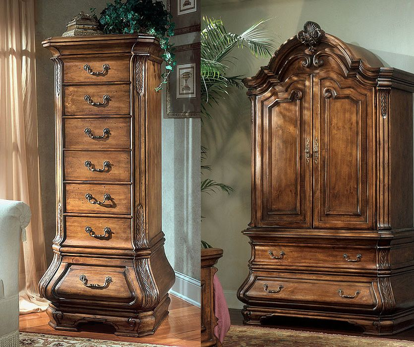 tuscan bedroom furniture | Home >> AICO Furniture >> Aico Bedroom ...