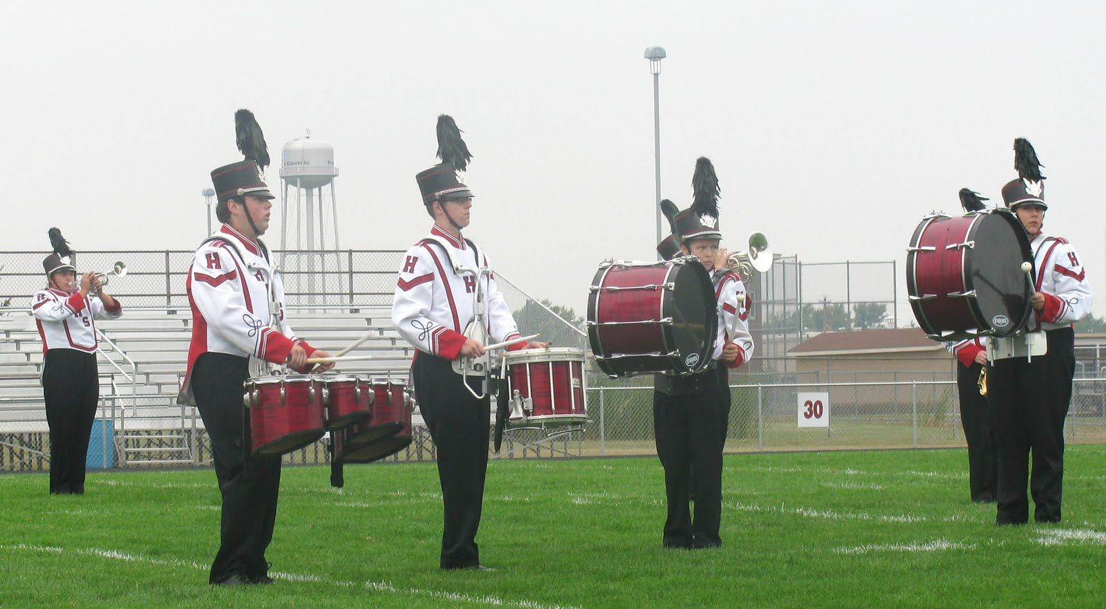 The uniforms have changed, but the sound remains the same.