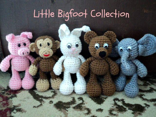 Best 25 Easy Crochet Animals Ideas On Pinterest Crochet