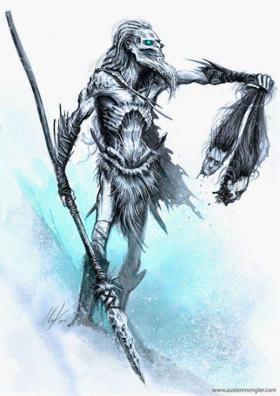 O Inverno Chegou Game Of Thrones Encontra The Walking Dead Nas