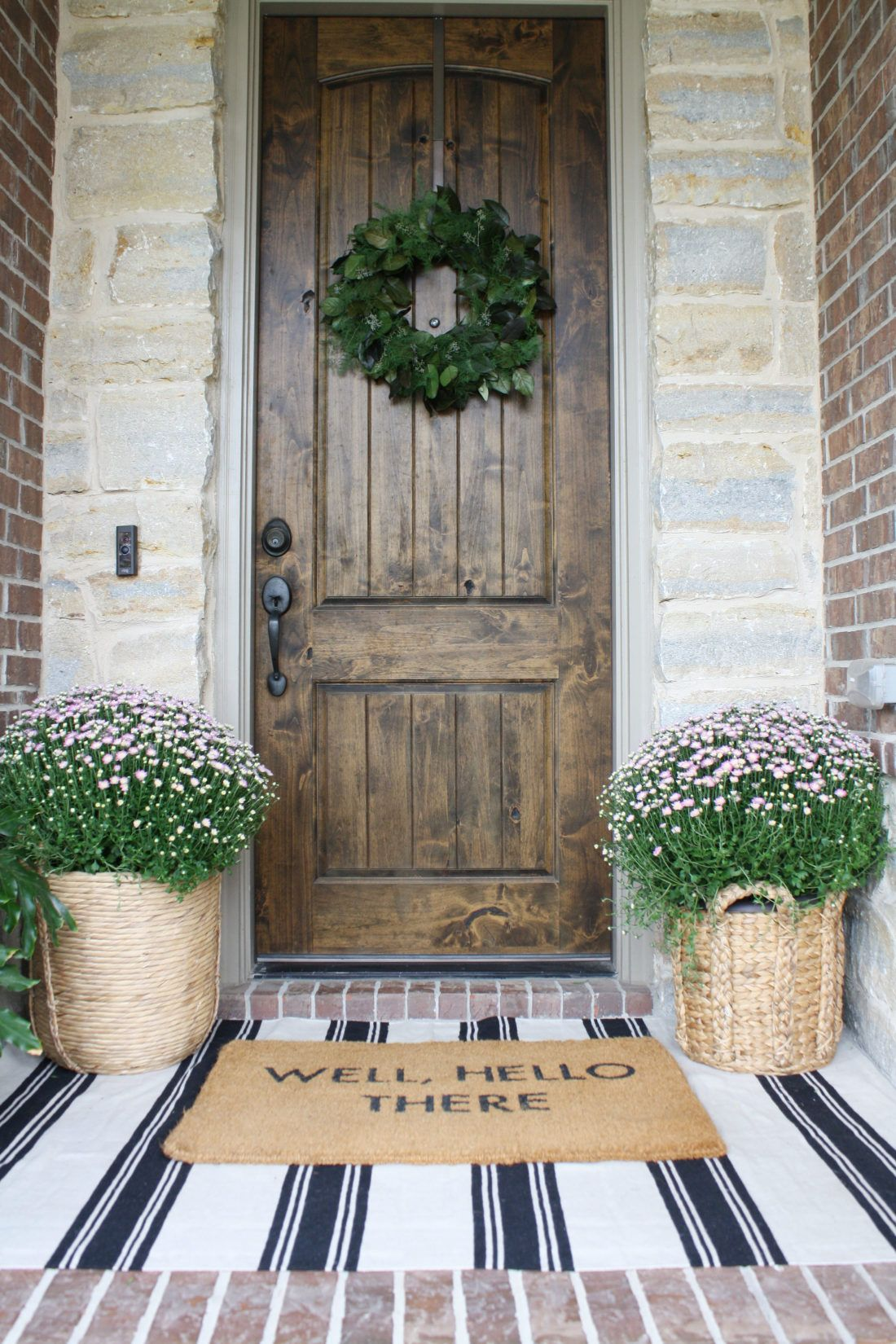 Simple Fall Porch 2018 Crazy Wonderful Front Porch Decorating Porch Design House With Porch