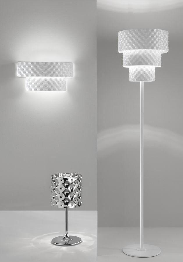 Capitonne Floor Light Floor Lamp Design