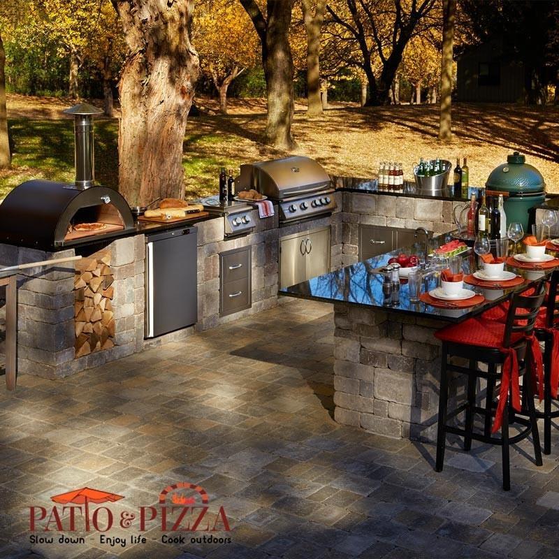Necessories Kitchen Nonno Peppe Wood Fired Outdoor Oven Outdoor Oven Pizza Oven Outdoor Outdoor Kitchen Design