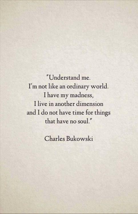 Charles Bukowski Charles Bukowski Pinterest Frases Poesia And