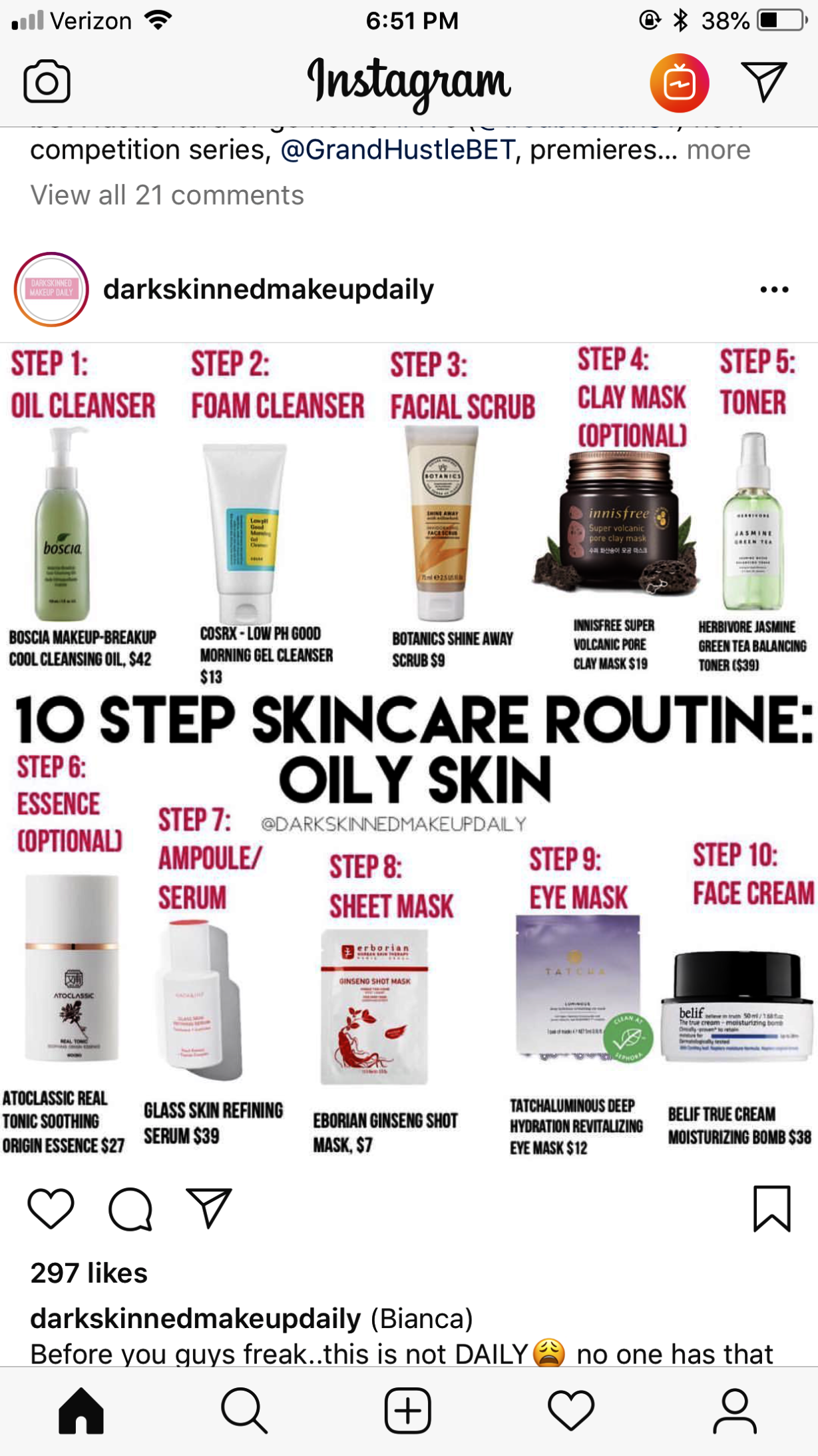 Skincare Steps Morning And Night Only Korean Skincare Routine Most Bellame Skincare Steps Once 10 Steps Korean Oily Skin Care Oily Skin Care Routine Oily Skin