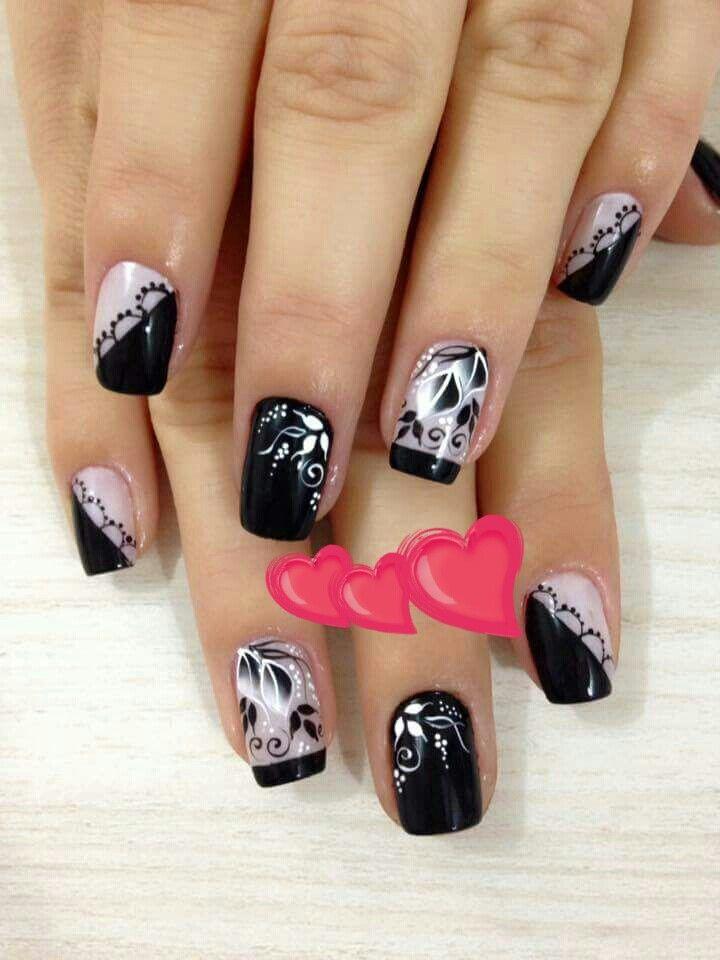Belleza 😆 💓 👌 | Arte de uñas de pies, Uñas bonitas ...