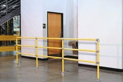 4 Ways the Saf-T-Gard Personnel Handrail Helps Your Business