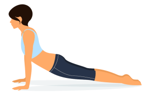 8 yoga poses for women over 50  jasamal  yoga poses cow