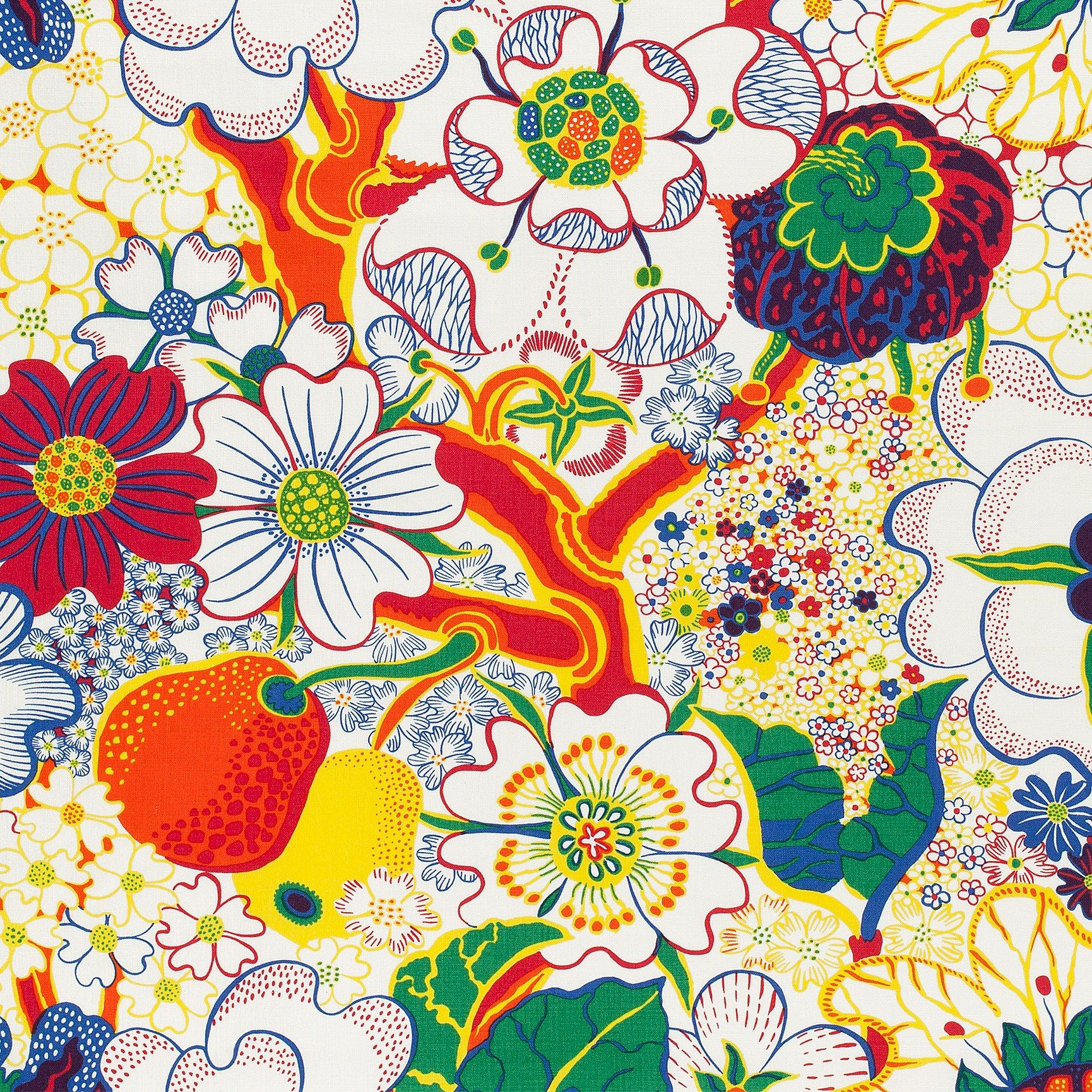 A Look Back at the Fanciful Fabrics of Josef Frank Josef