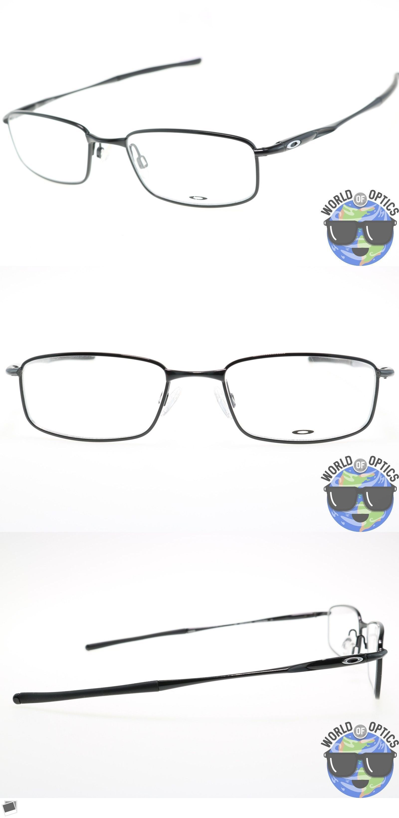db2c42a965 Eyeglass Frames  Oakley Rx Eyeglasses Casing Ox3110-0152 Polished Black  Frame  52-