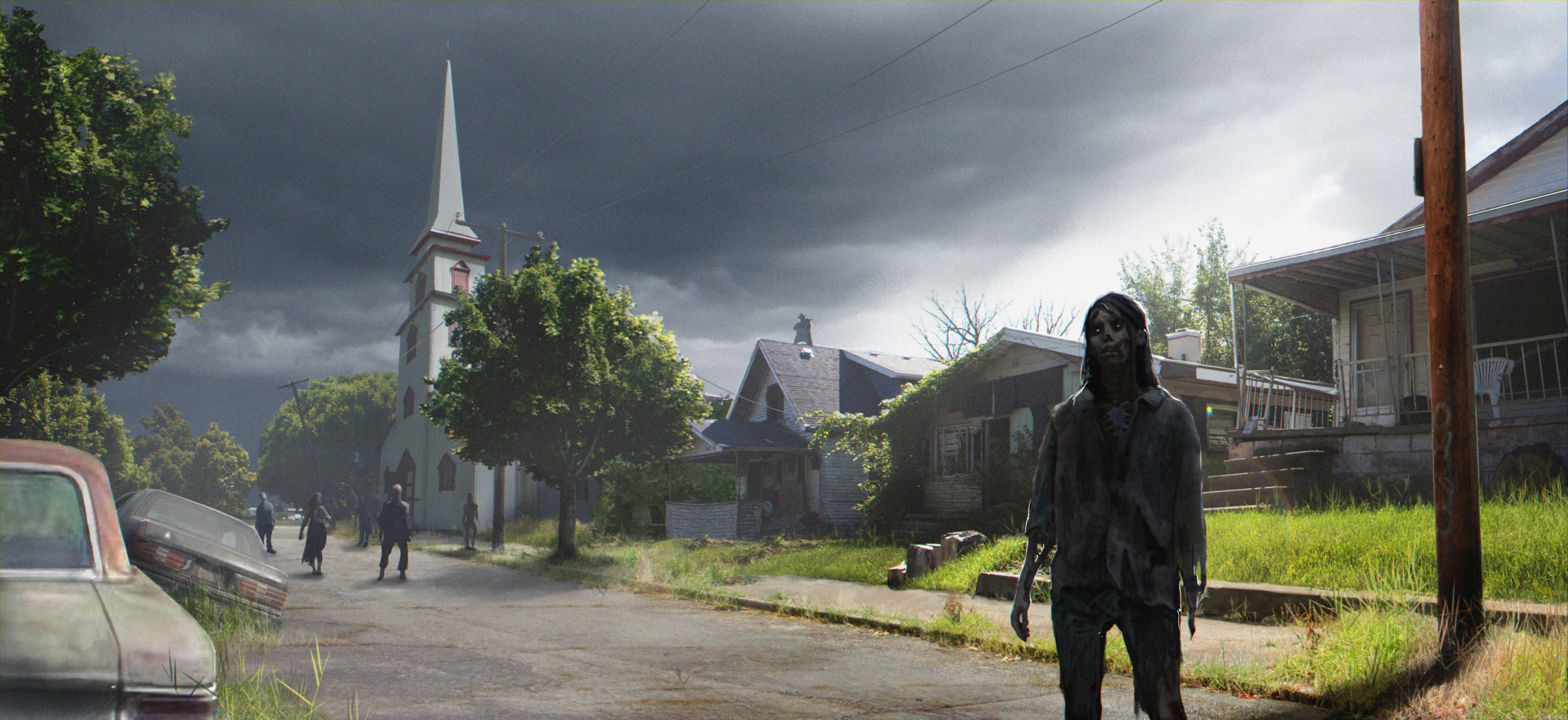 E3 State Of Decay 2 Revealed State Of Decay Zombie