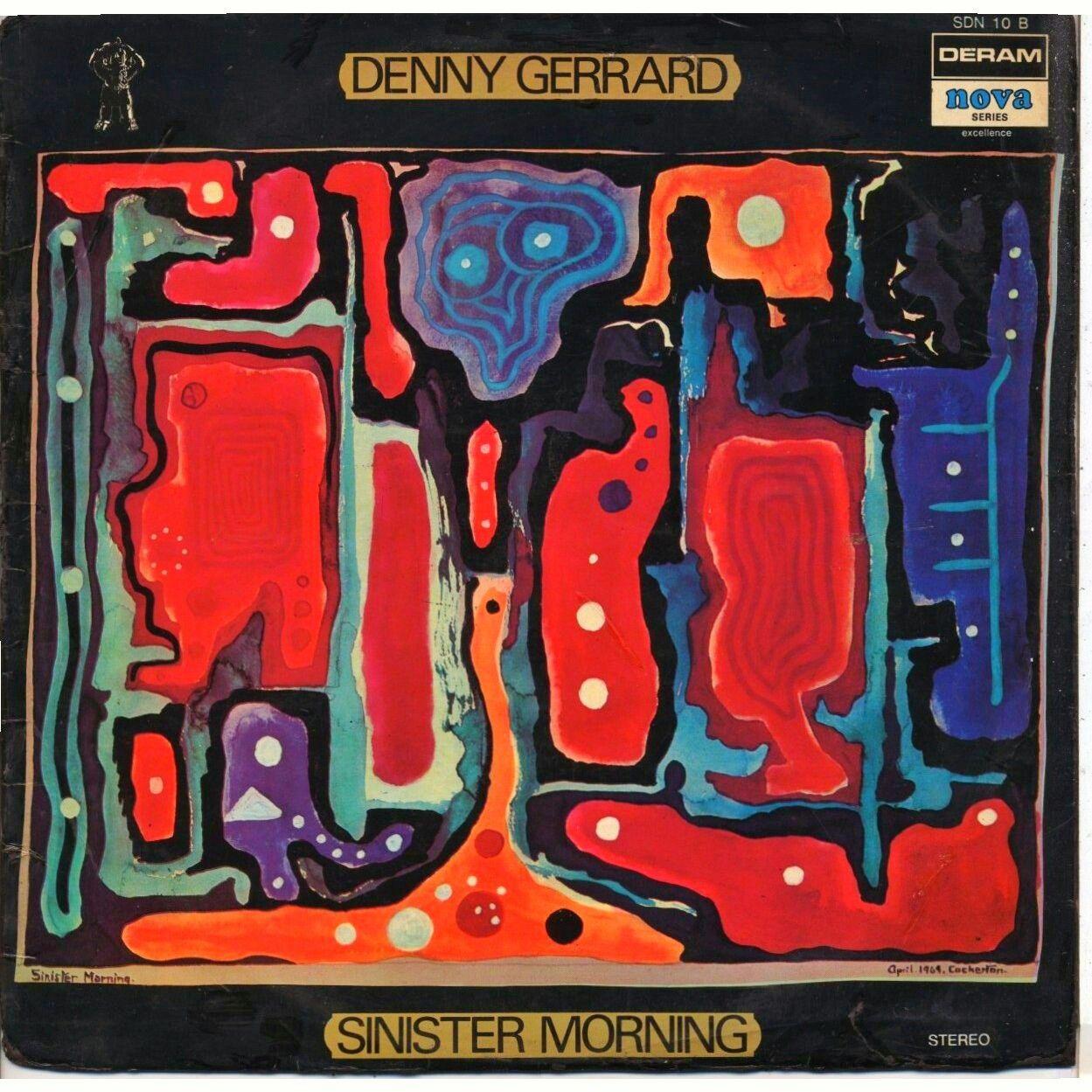 HIGH TIDE)) DENNY GERRARD