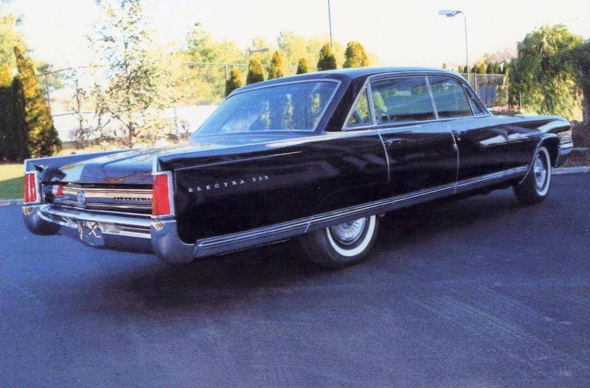 1968 buick electra 225 2 door hardtop front 3 4 81136 - 1964 Buick Electra 225 6 Window Pillarless Hardtop