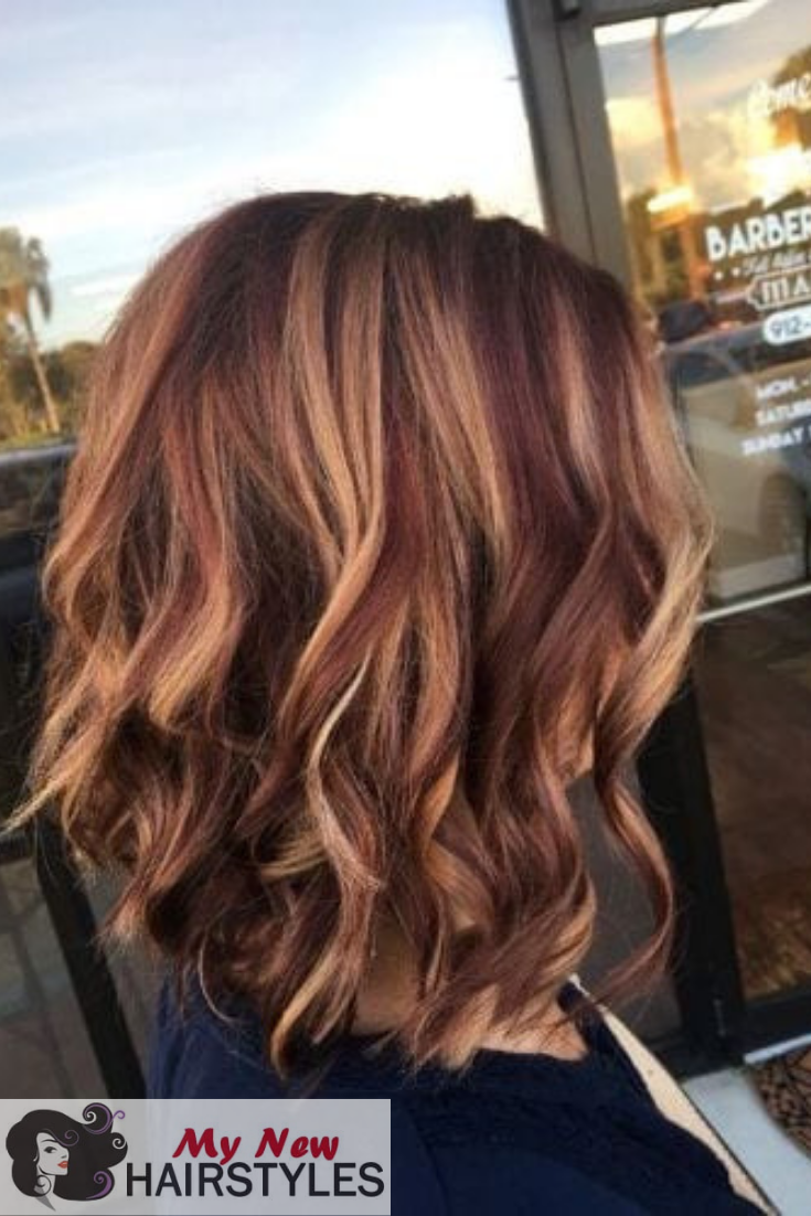 Pin On Gorgeous Fall Hair Color Ideas