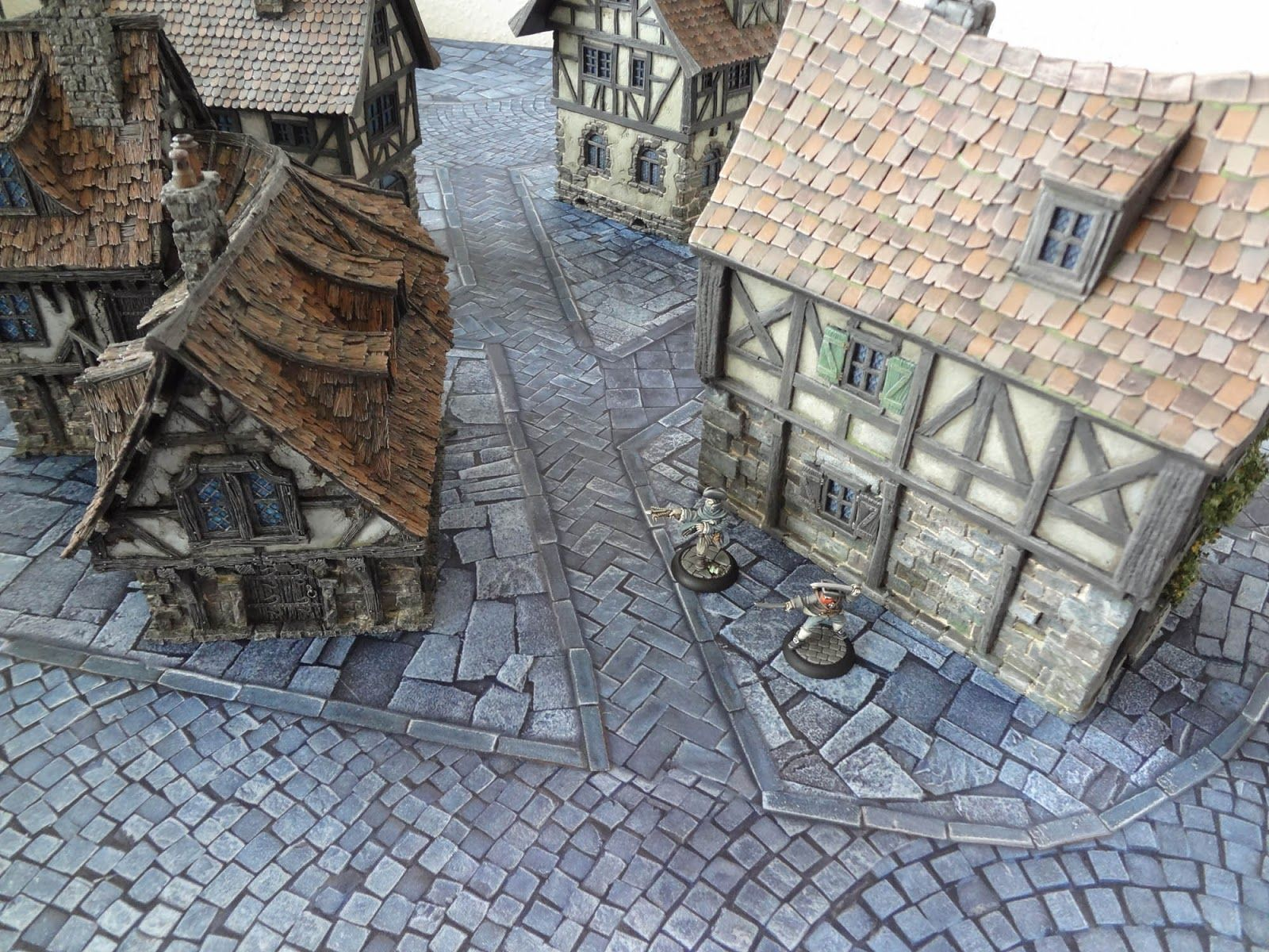 Cianty S Tabletop Wargames Blog Cobblestone Gaming Mat From Kraken Wargames Wargaming Terrain Warhammer Terrain Cobblestone