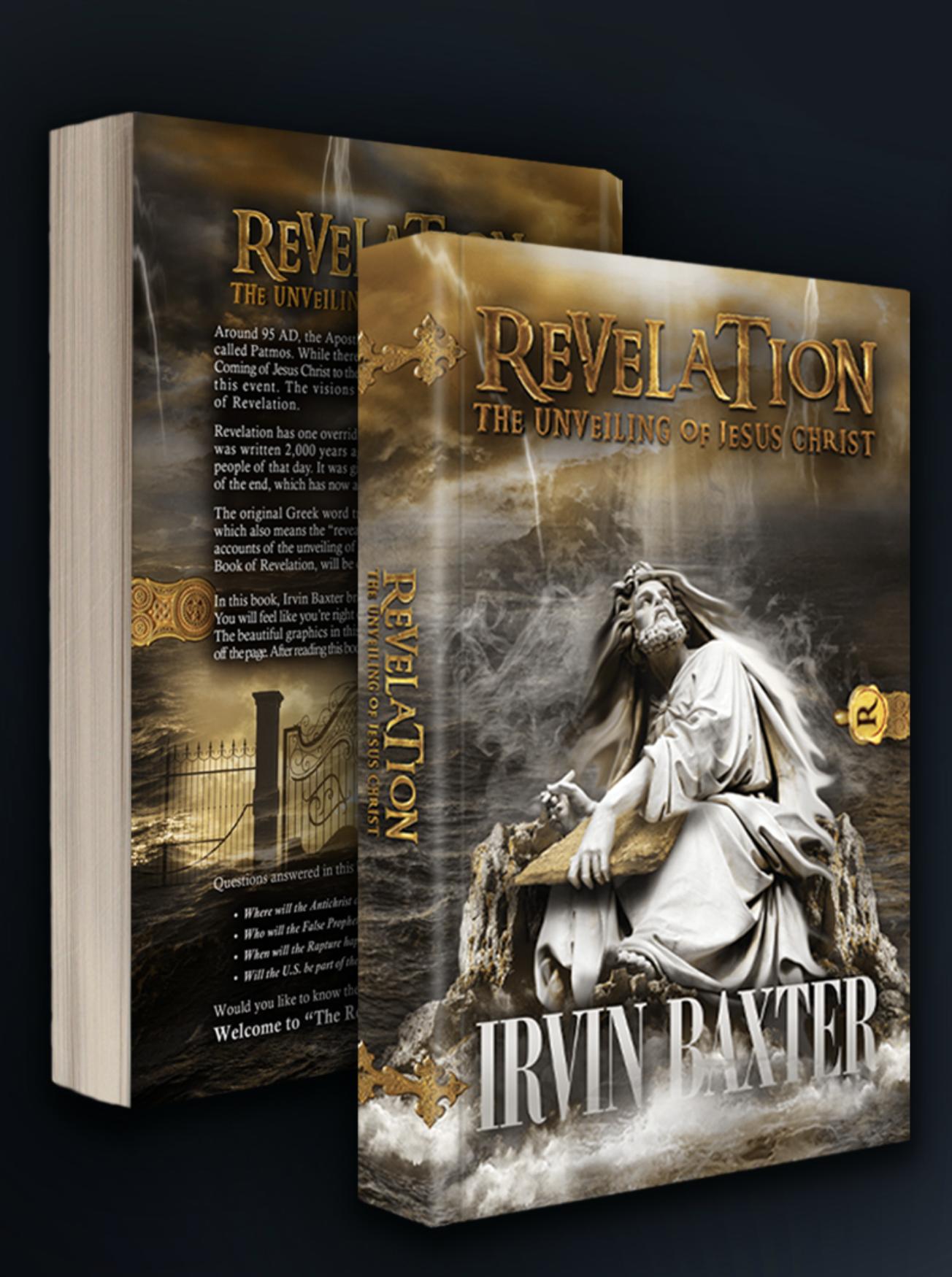 Endtime Store Endtime Ministries With Irvin Baxter Book Of Revelation Revelation Apostle John