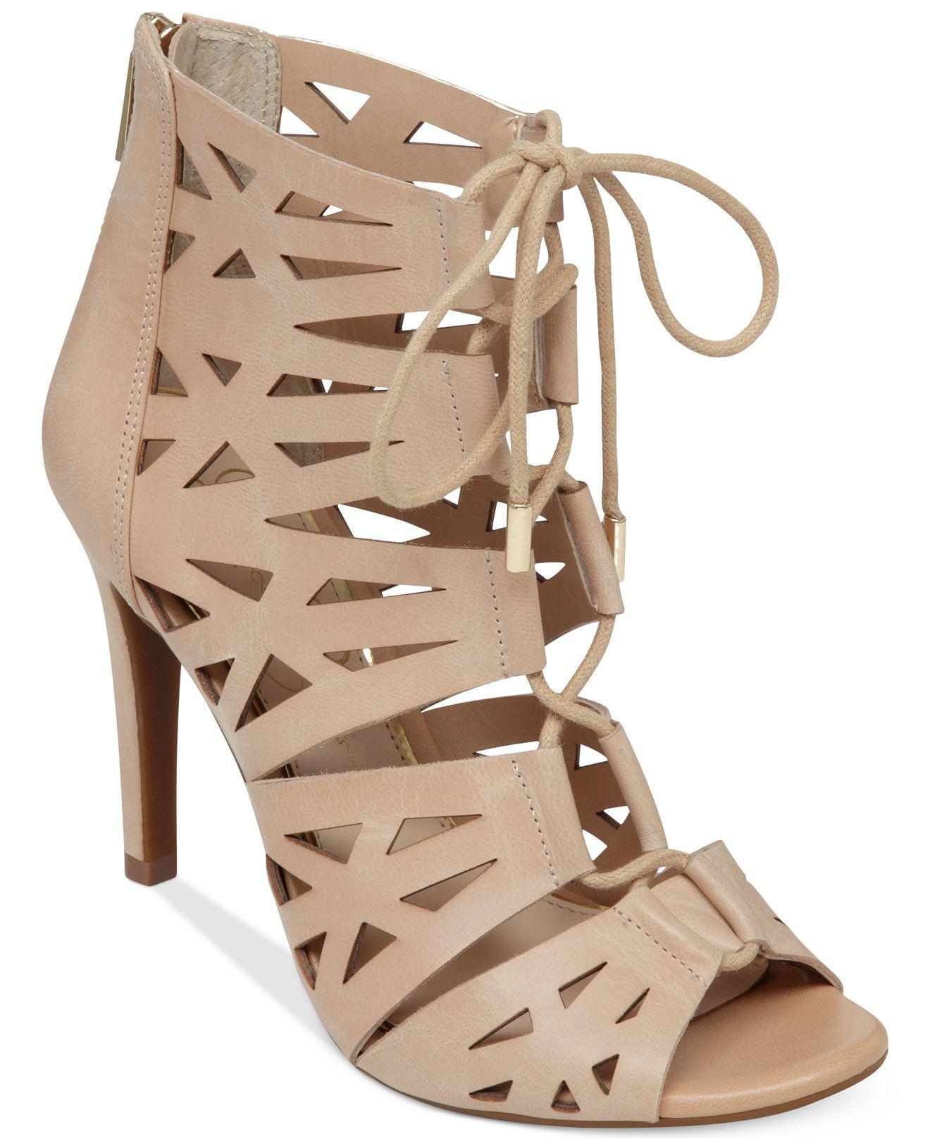 cb35009924c Jessica Simpson Emerita Gladiator Dress Sandals - Shoes - Macy s ...