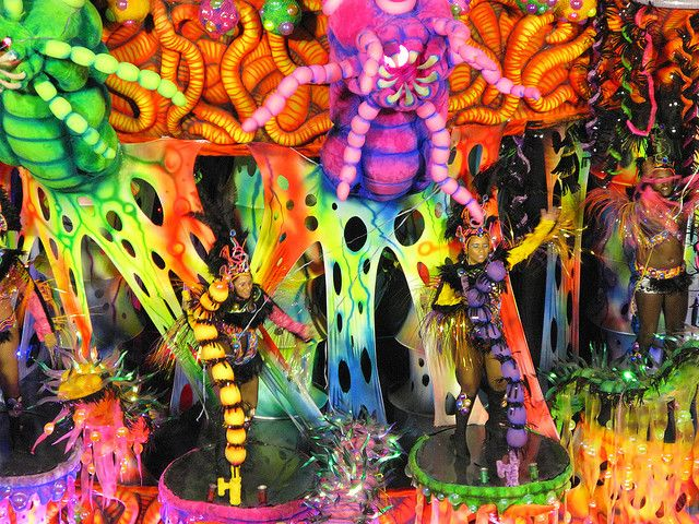 Rio Carnival.  obsessed