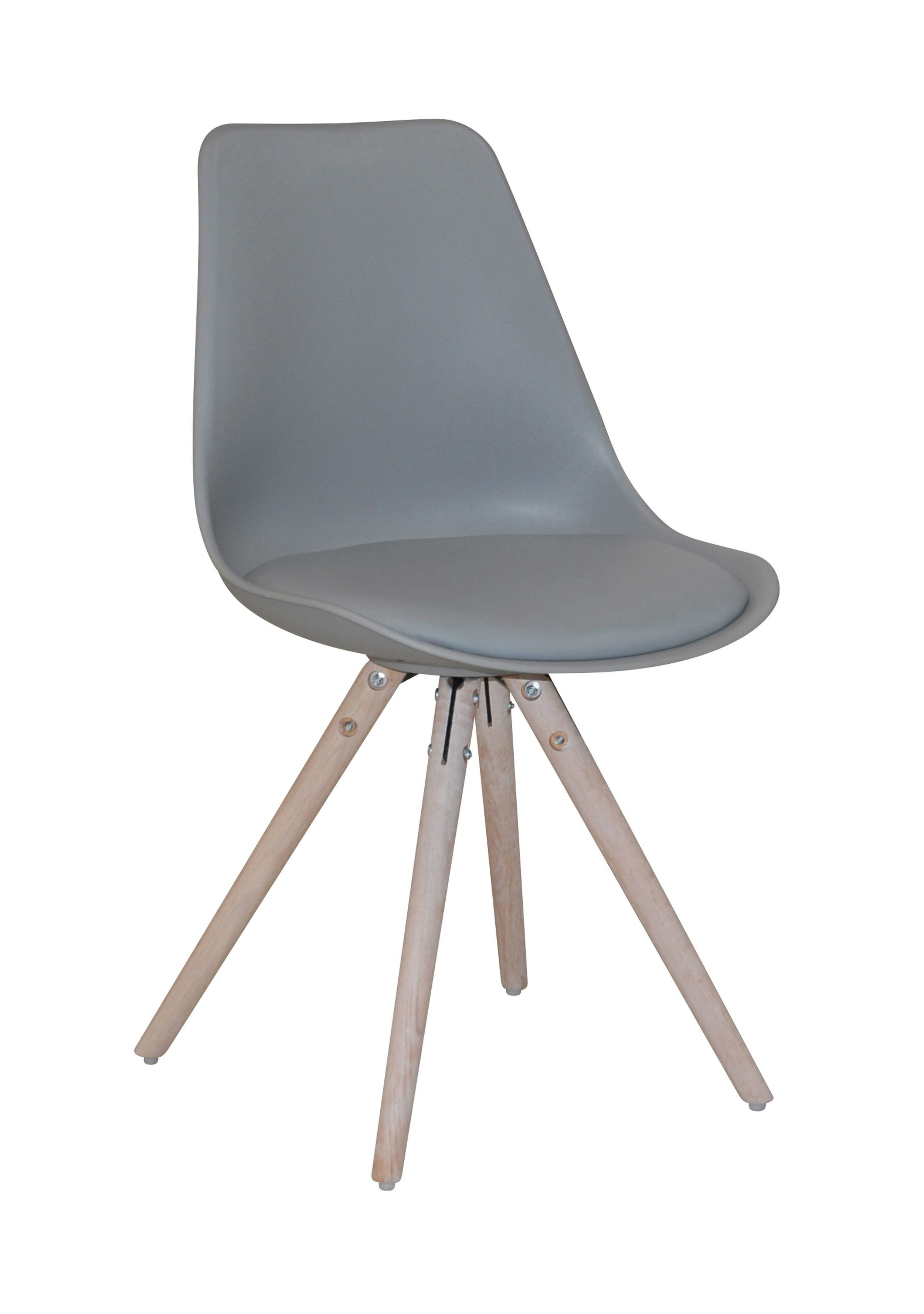 Chaise oslo gris pinterest assises chaises et gris for Chaise oslo