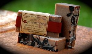 Patchouli Earth Bar Soap - 25% Off - Earth Day 2013