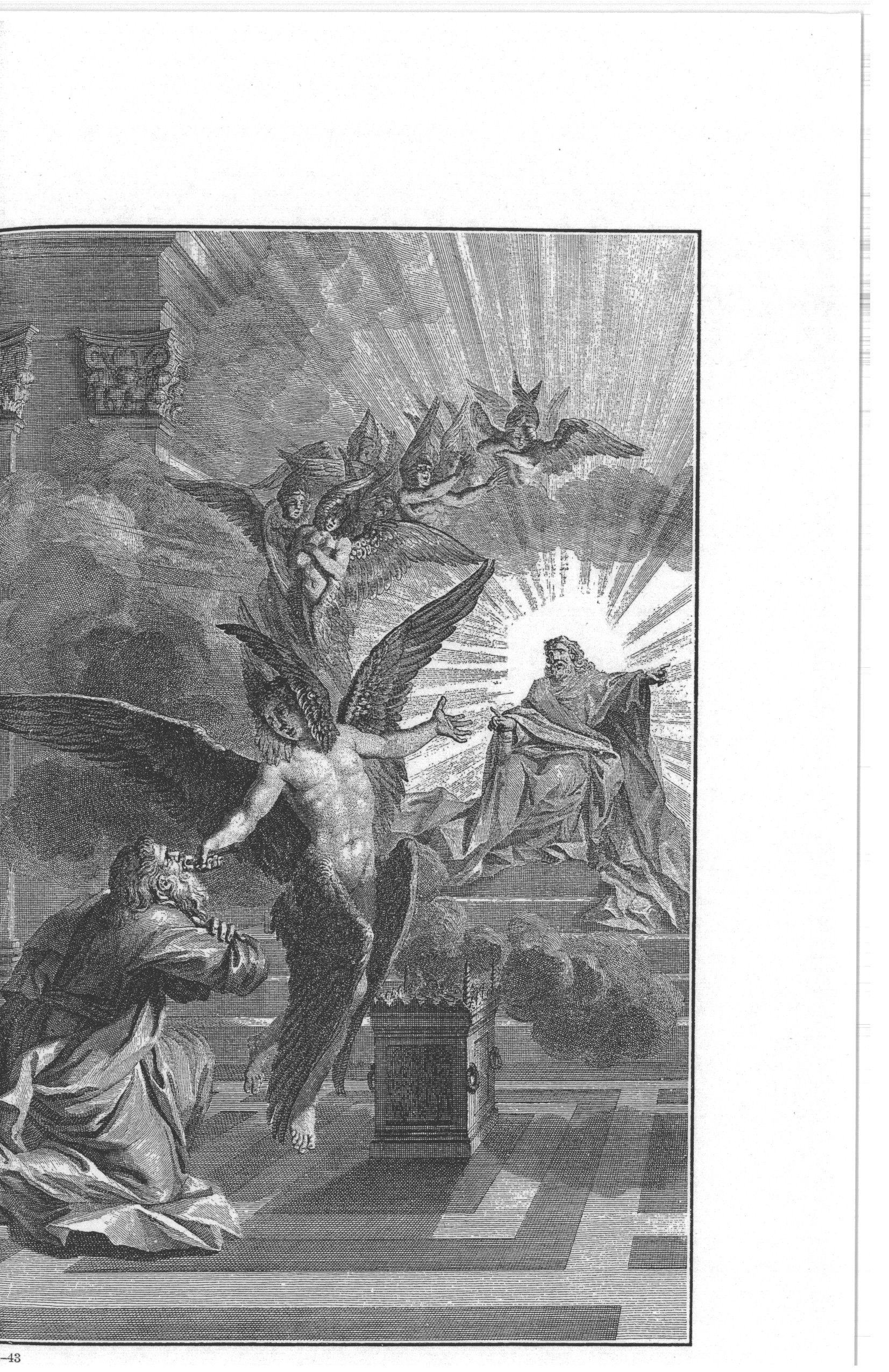 seraphim fiery serpent biblical - - Yahoo Image Search Results