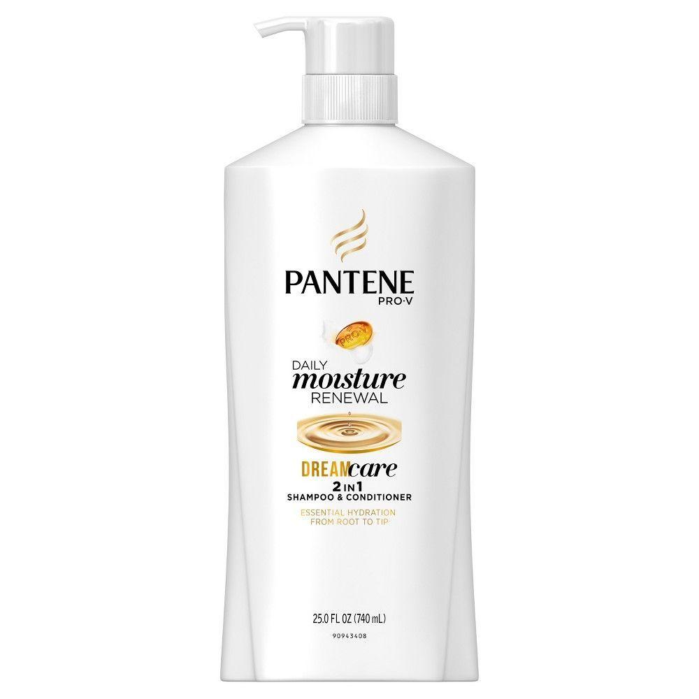 Pantene 2 In 1 Shampoo And Conditioner 25 Fl Oz Productos Para