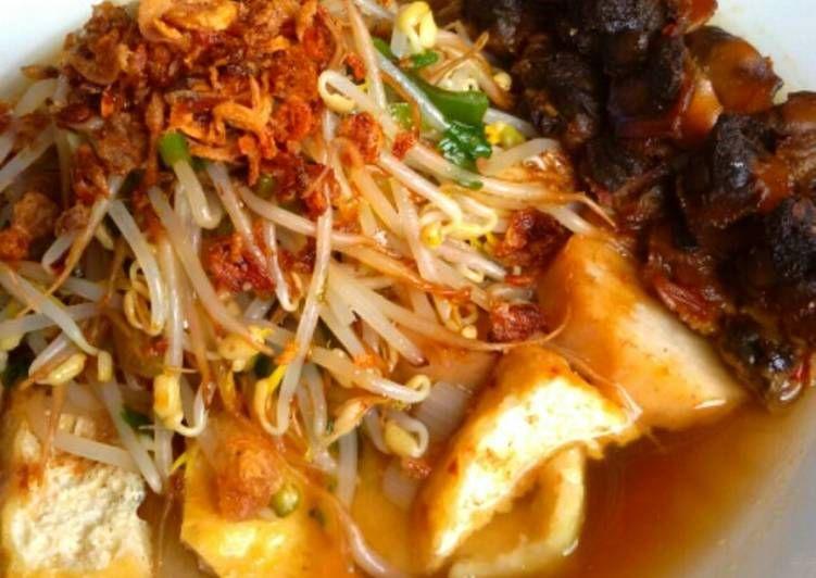 Resep Lontong Balap Surabaya Oleh Nia Syifa Resep Masakan Indonesia Resep Masakan