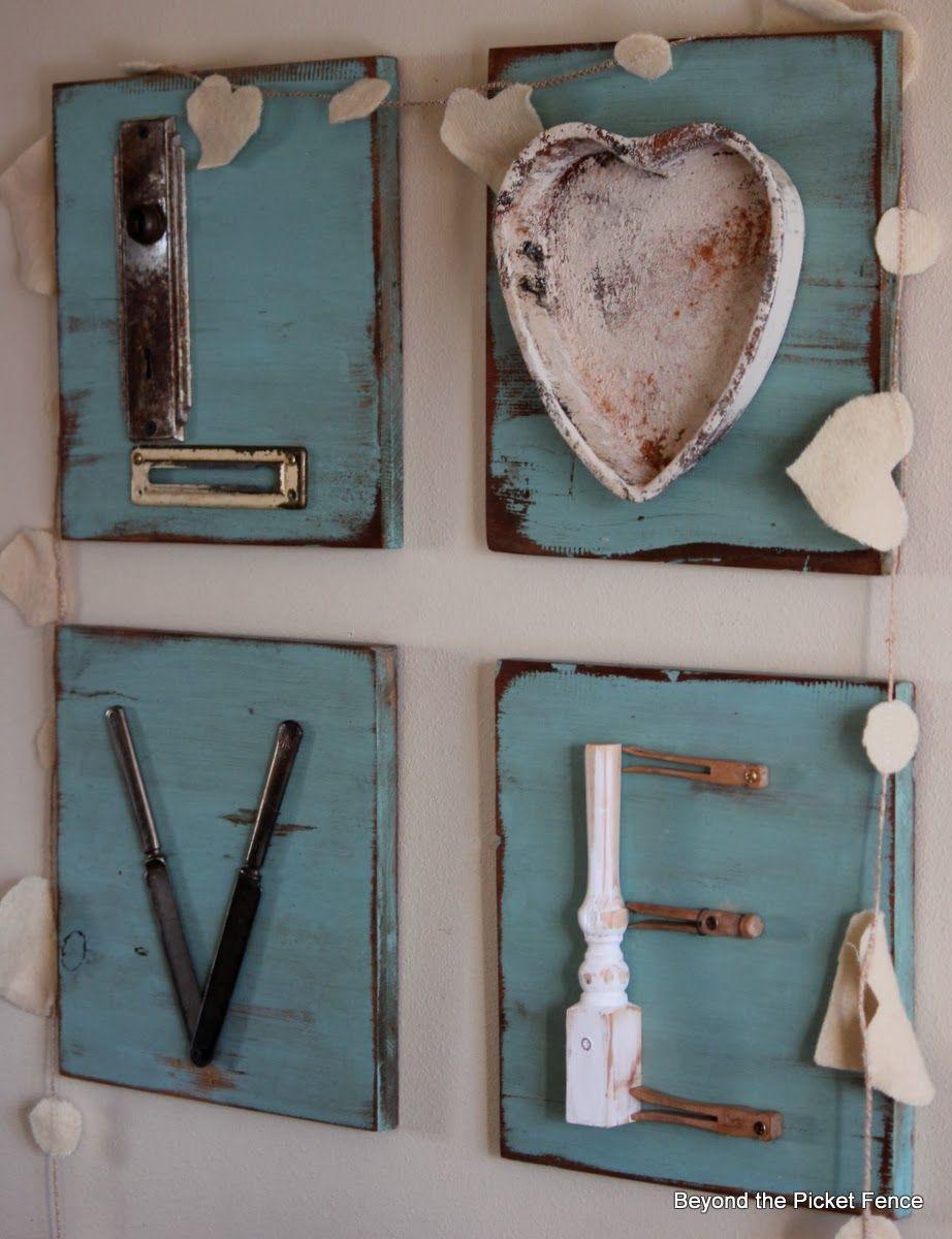 Decorazioni Lettere D Amore click here to get vintage signs http://clockworkalphaonline