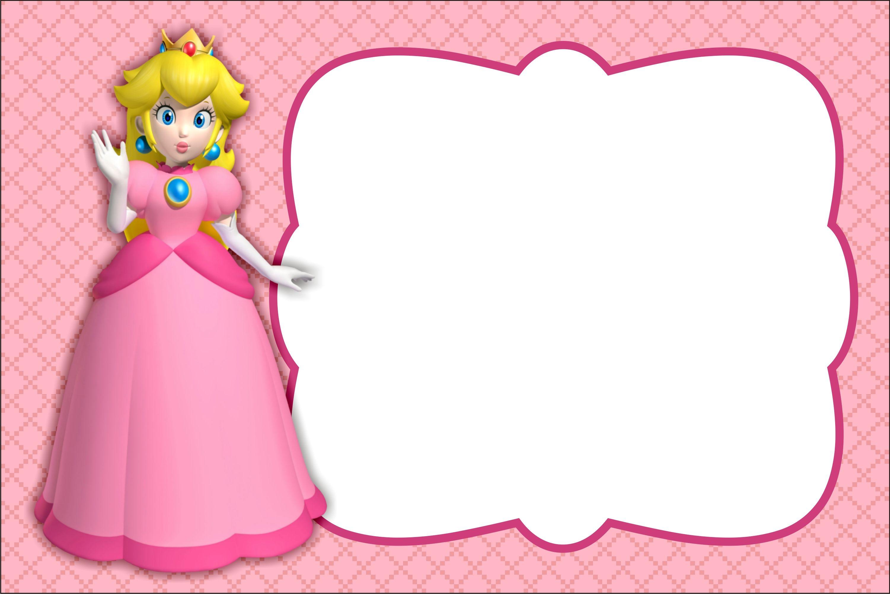 Super Mario Brothers Postcard Invitations 8 Per Pack