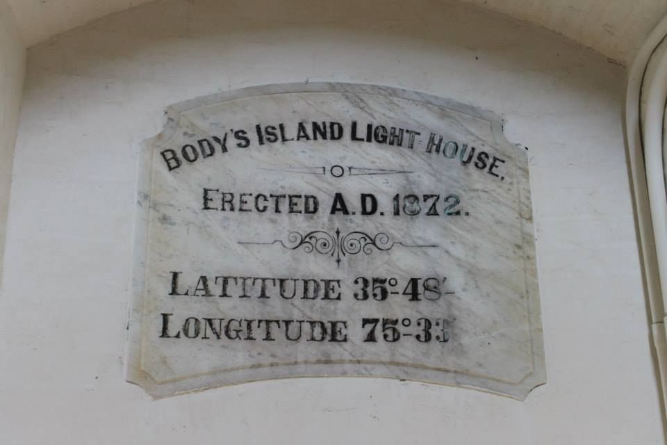 Body's Island Light House | Est. 1872 | Outer Banks
