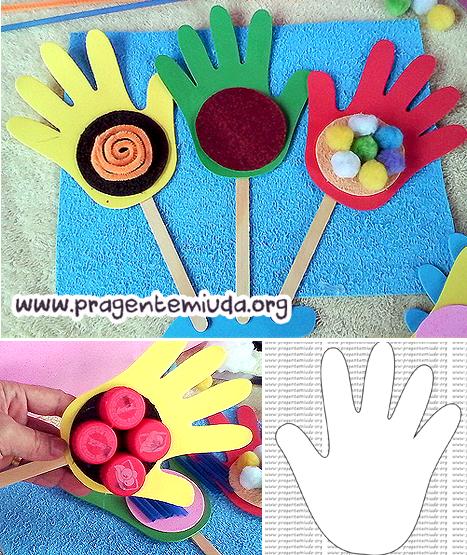 Suficiente Gente Miúda - Atividades e Projetos para Educação Infantil | 5  BV11