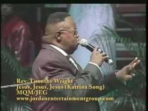 Jordan Entertainment Group Presents Rev Timothy Wright Hurricane