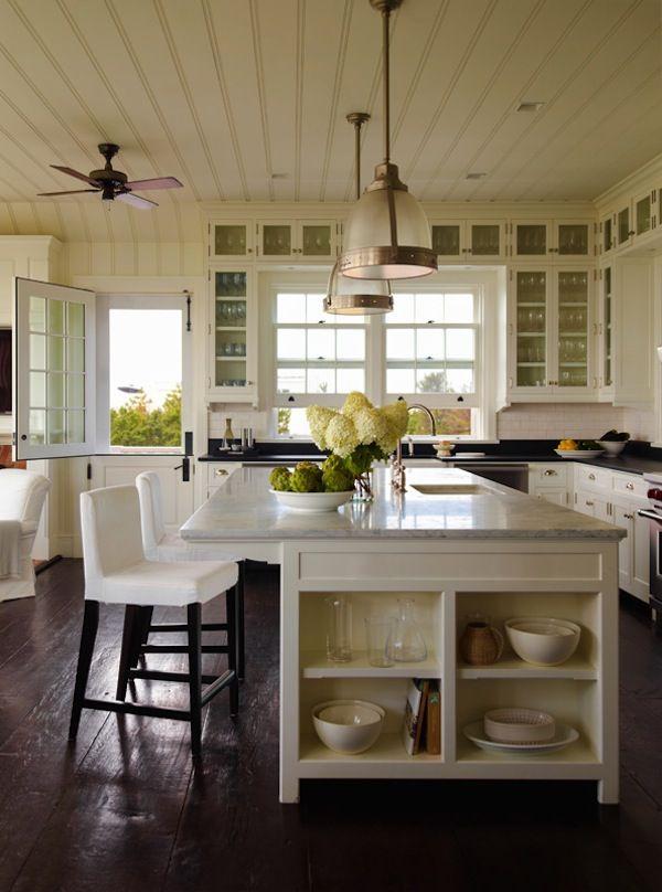 Sawyer Berson - charming kitchen