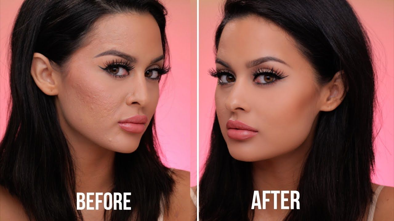 How to stop foundation from looking cakey