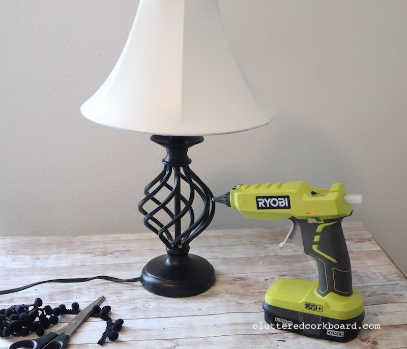 Simple Updates To Transform Your: Make A Lamp, Lamp, Simple Lamp