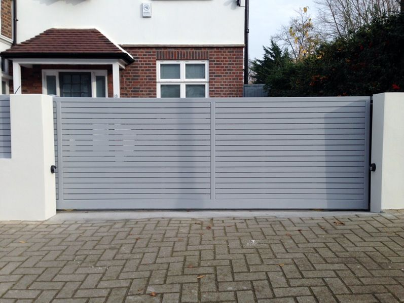 Boundary Wall Gate Design Modern Wooden Fence Furniture From Wood ...