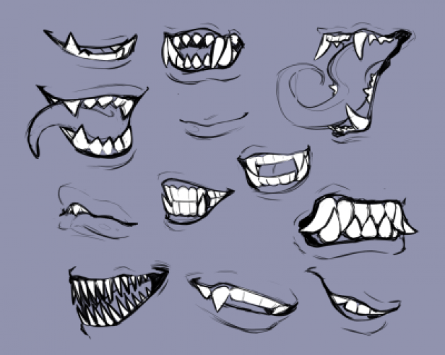 Drawingtechniques Drawing Techniques Mouth In 2020 Smile Drawing Mouth Drawing Teeth Drawing