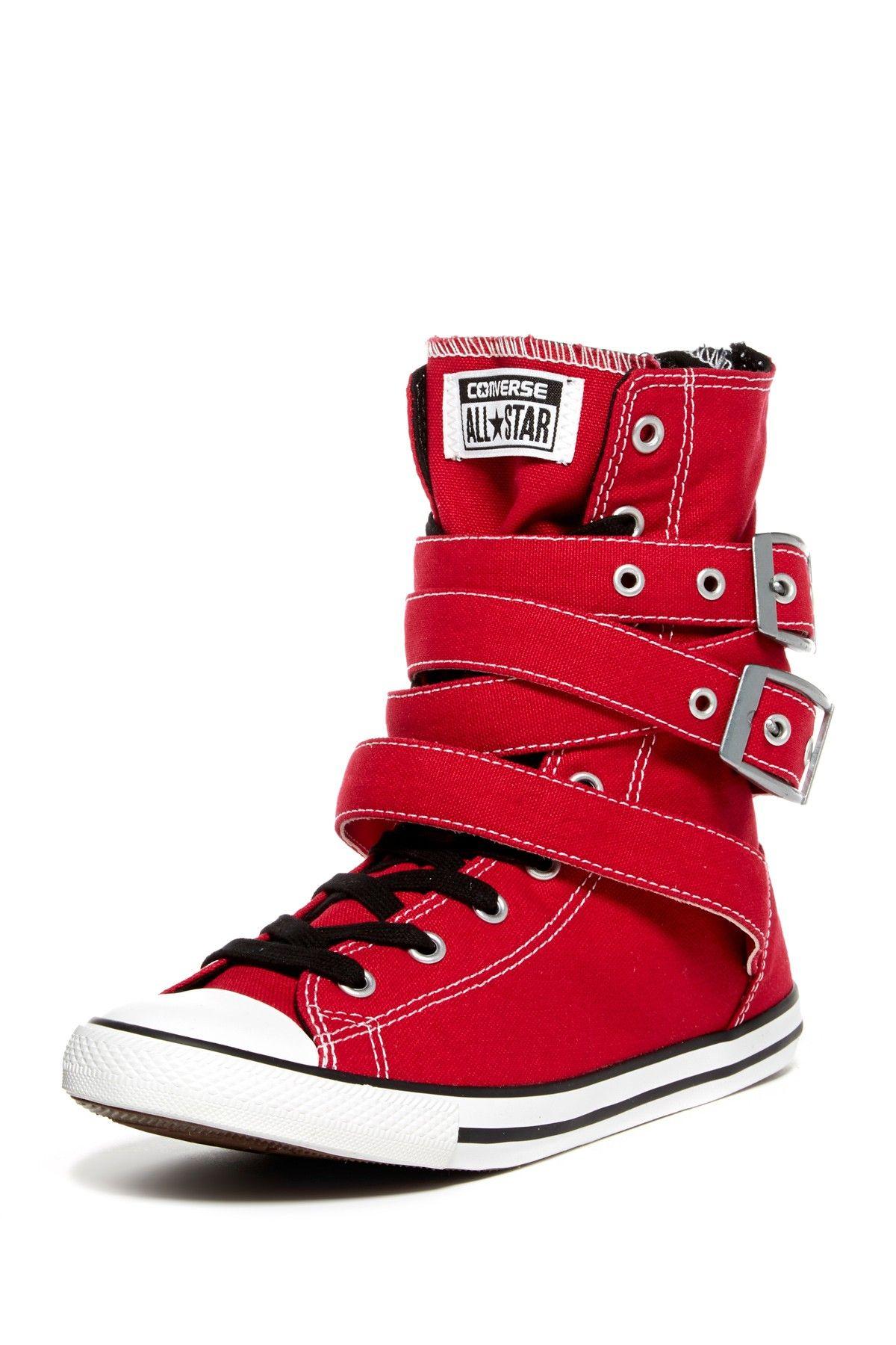stivali della converse
