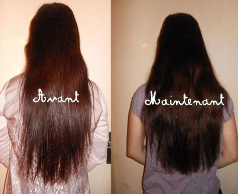 Ma pousse de cheveux depuis 2009: Comment fortifier ses cheveux ? Cheveux fins, qui s'affinent..