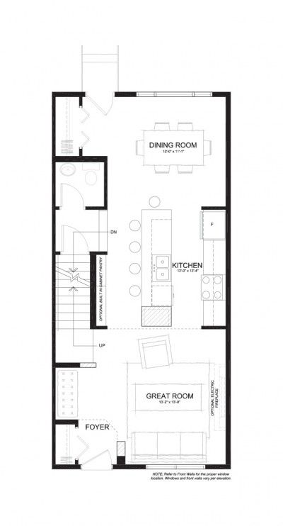 Decorus In Paisley Brookfield Residential Edmonton Brookfield Residential Home New Homes