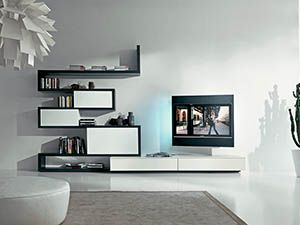 soggiorni design | tv | Pinterest | Tv rack, Italian furniture and ...