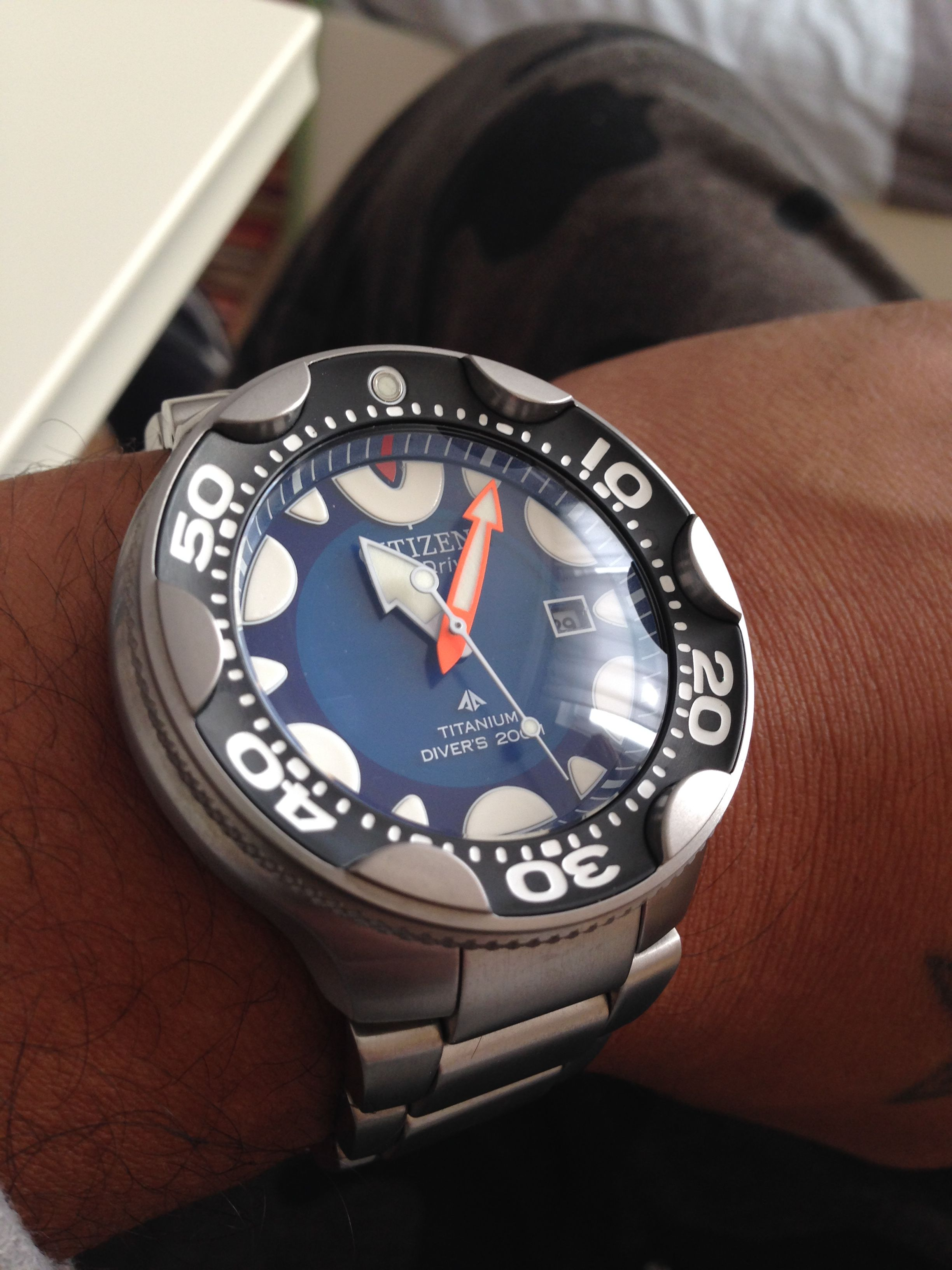 collection watch how build the watches weeks orient mako review to a blue orca specifications