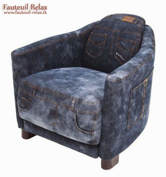 fauteuil fly jeans - Fly Fauteuil Relax
