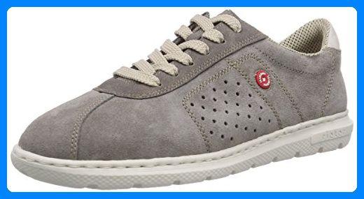 Rieker 55105, Damen Sneakers, Grau (duststaubice 43), 40