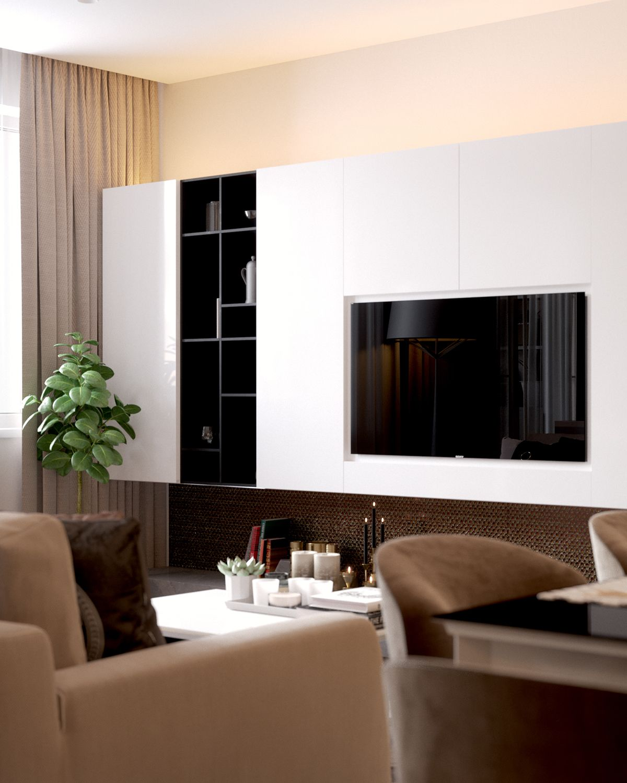 Interior Design Tv Room: Interior, Condo Living Room